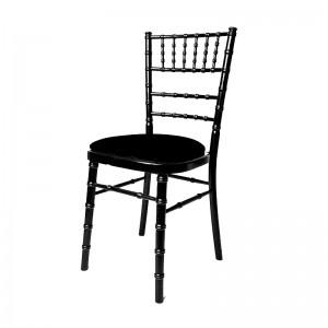 black-chiavari-chair-hire