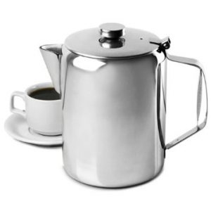 Stainless Steel Teapot 6-8 pint