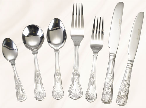 Kings Pattern Cutlery